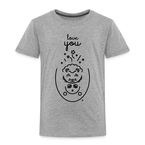 Malice lion - T-shirt Premium Enfant