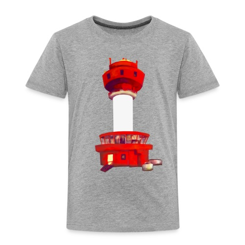 Leuchtturm Kiel - Kinder Premium T-Shirt