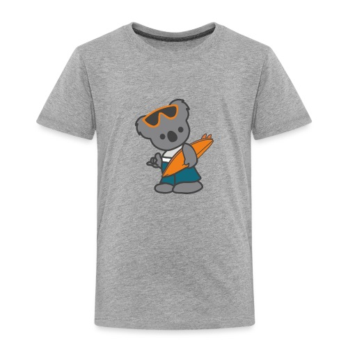 Surfer - Kinder Premium T-Shirt