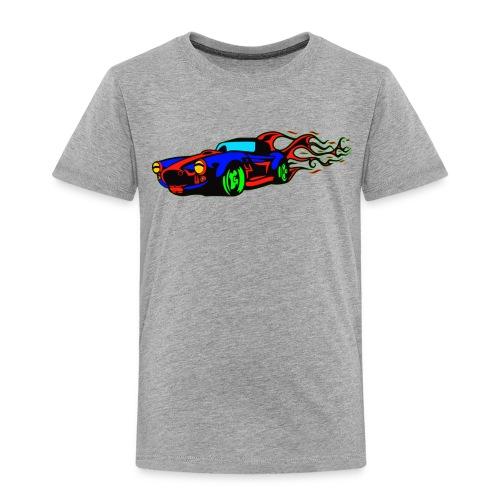 auto fahrzeug tuning - Kinder Premium T-Shirt
