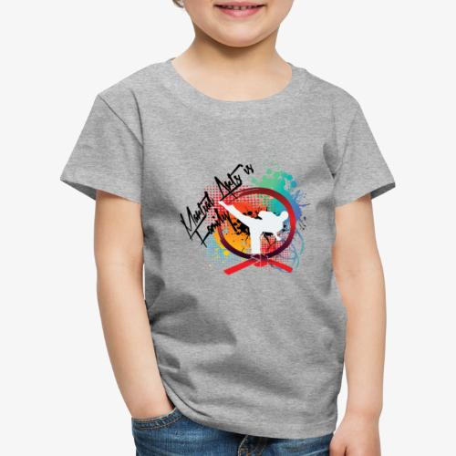 Martial Arts is Family - Kinder Premium T-Shirt