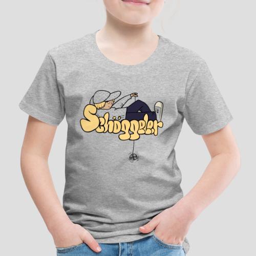 Schoeggeler Final New Col - Kinder Premium T-Shirt