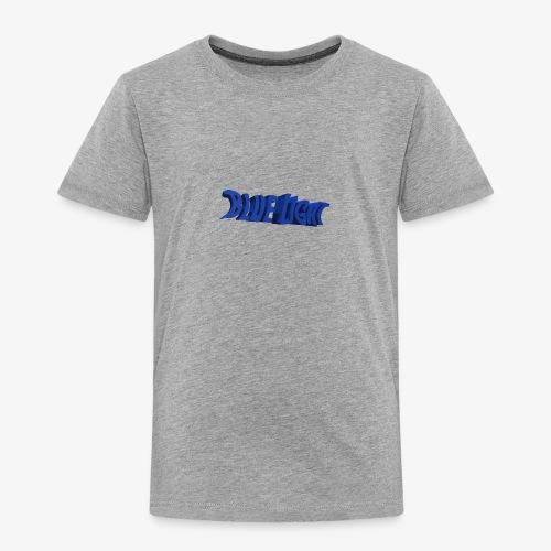 Blue Light Borst - Kinderen Premium T-shirt