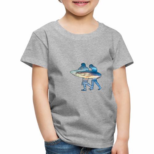 Les surfeurs ! - T-shirt Premium Enfant