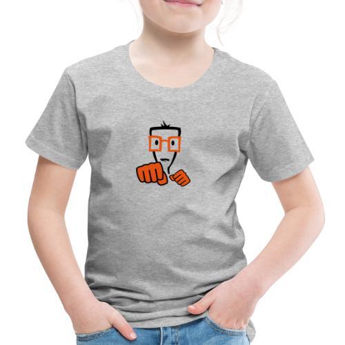 school boy 2 - Kinder Premium T-Shirt