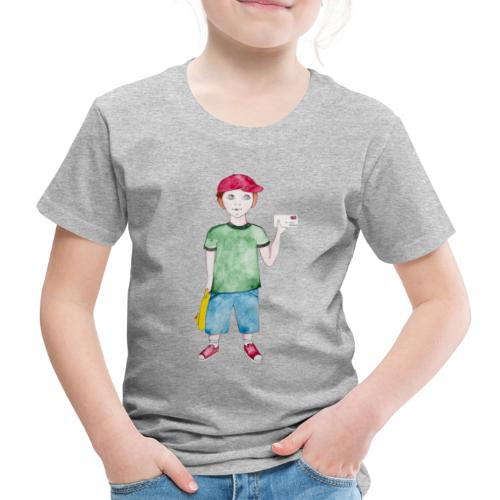 Brief an Herrn Nasemann - Kinder Premium T-Shirt
