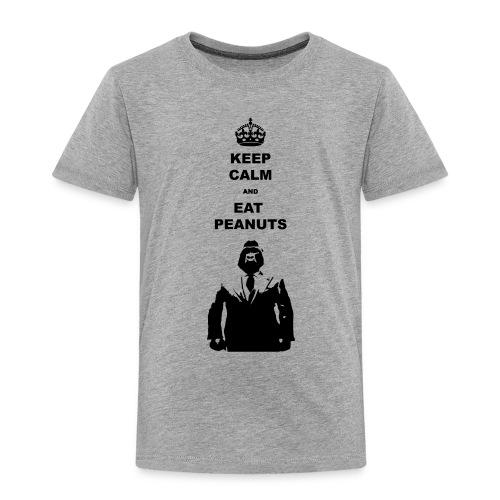 Keep calm eat pindas - Kinderen Premium T-shirt
