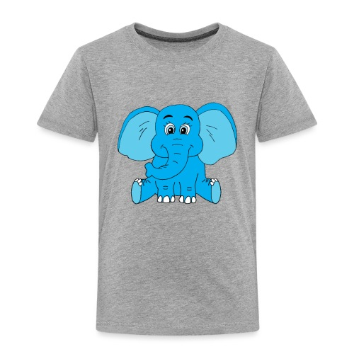 Baby Elefant - Kinder Premium T-Shirt