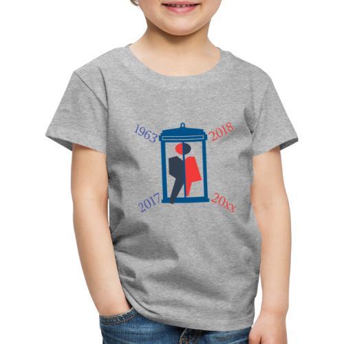 Mr or Ms Who - Kids' Premium T-Shirt