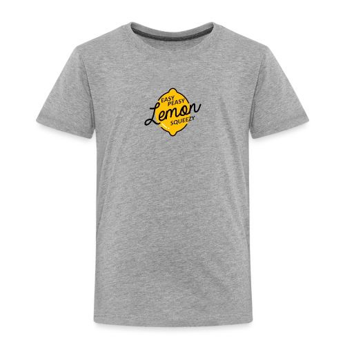 Easy Peasy Lemon Squeezy - T-shirt Premium Enfant
