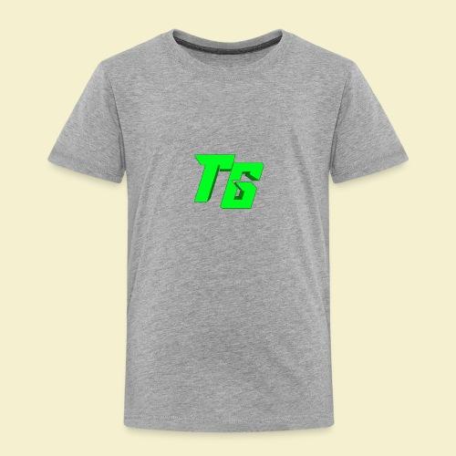 TristanGames logo merchandise - Kinderen Premium T-shirt