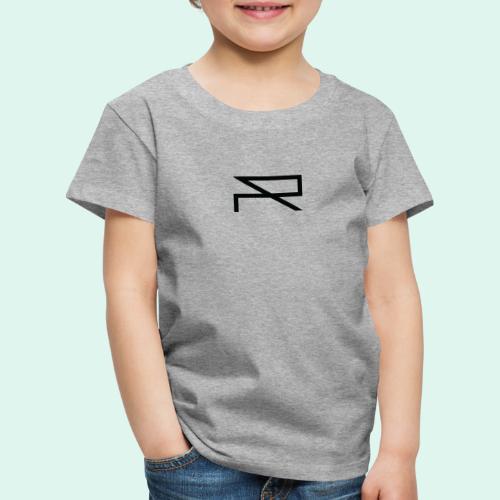 R A B A L E. decide / logo noir. - T-shirt Premium Enfant