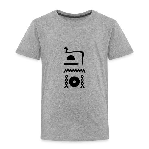 Hieroglyphen: djet-neheh (ewiglich, in Ewigkeit) - Kinder Premium T-Shirt