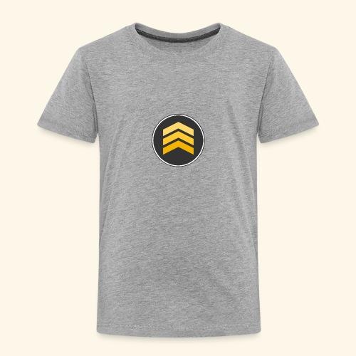 LEVEL_UP - Kinder Premium T-Shirt
