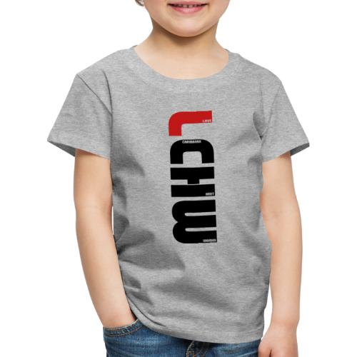 LOVE CARIBBEAN HEAT WOMEN - LCHW - T-shirt Premium Enfant