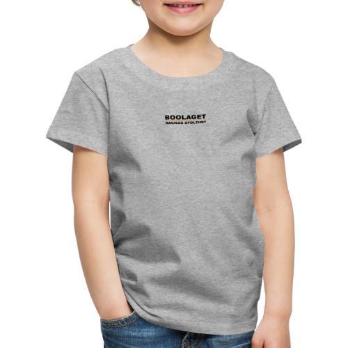 Nackas Stolthet - Premium-T-shirt barn