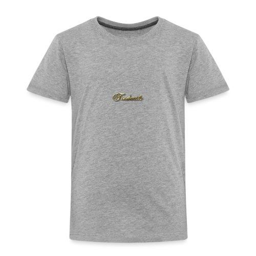Logo frederik - Kids' Premium T-Shirt