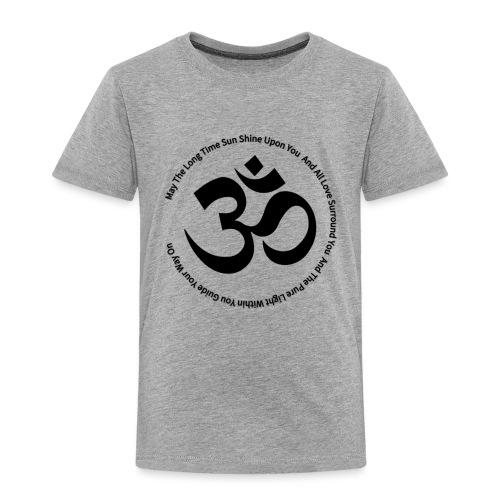 Om Zeichen mit Mantra - Kinder Premium T-Shirt