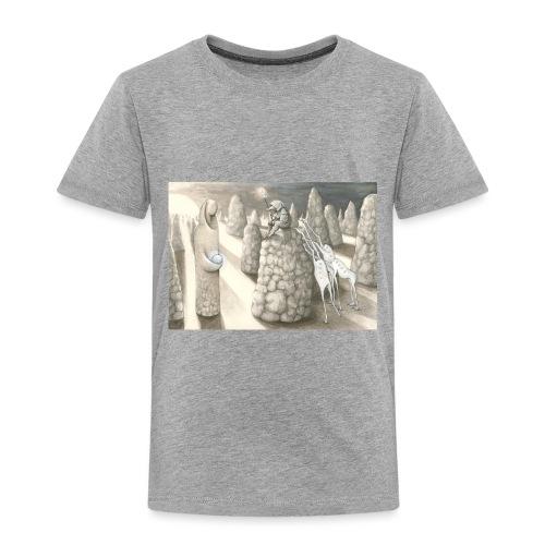 Waiting for sunset - Koszulka dziecięca Premium