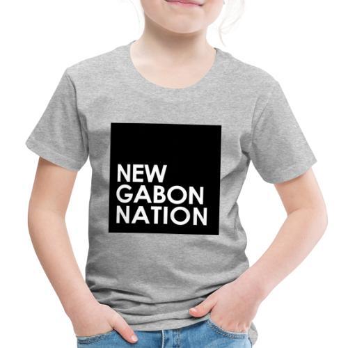 NGN design black - T-shirt Premium Enfant