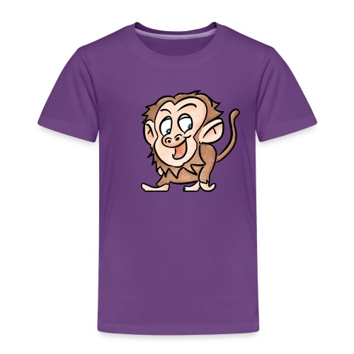 Aap - Kinderen Premium T-shirt