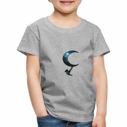 La Lune - J'peux pas j'ai la Lune ! - T-shirt Premium Enfant