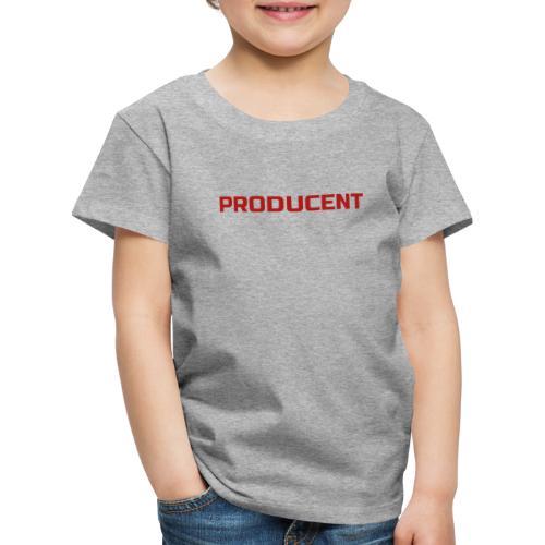 producent - Premium-T-shirt barn
