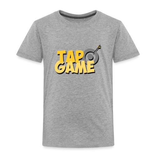 Tap Game - Maglietta Premium per bambini