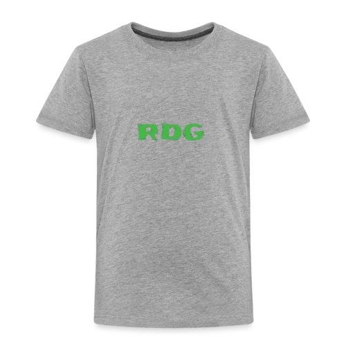 RDG Logo - Ravey D's Gaming - Kids' Premium T-Shirt