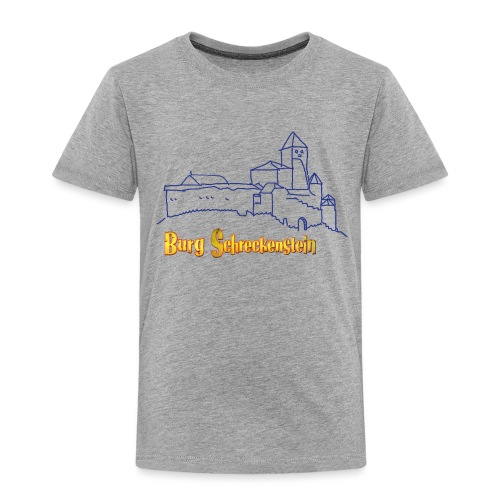 Kinder Kapuzenpullover - Burg Schreckenstein - Kinder Premium T-Shirt