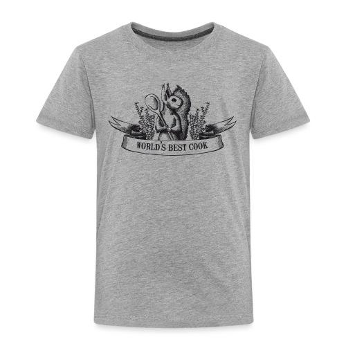 ZwergNase SW ff2 - Kinder Premium T-Shirt