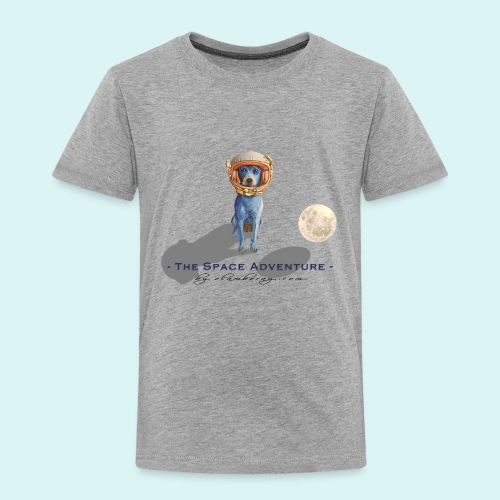 The Space Adventure - Kids' Premium T-Shirt
