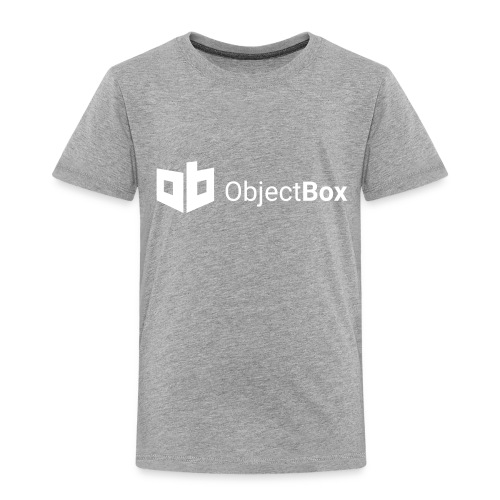 ObjectBox 1c FINAL - Kids' Premium T-Shirt