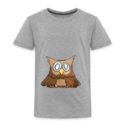 Owl - Kinderen Premium T-shirt