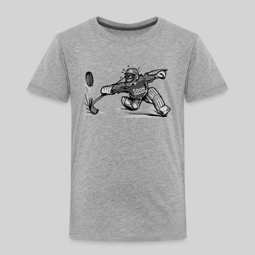 CoonDesign - Goalie II - Kinder Premium T-Shirt
