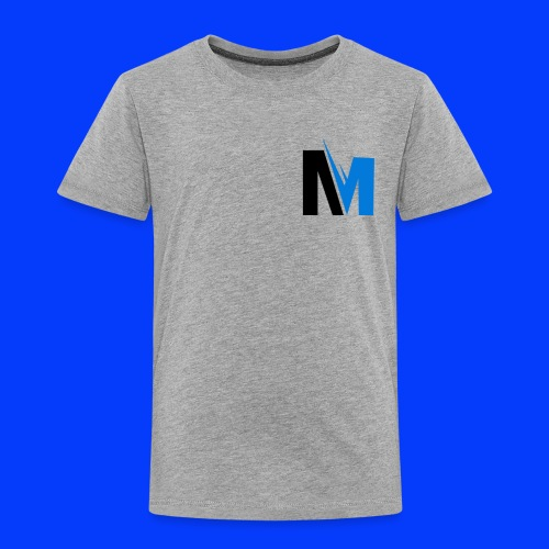 Desgin M logo - Kids' Premium T-Shirt