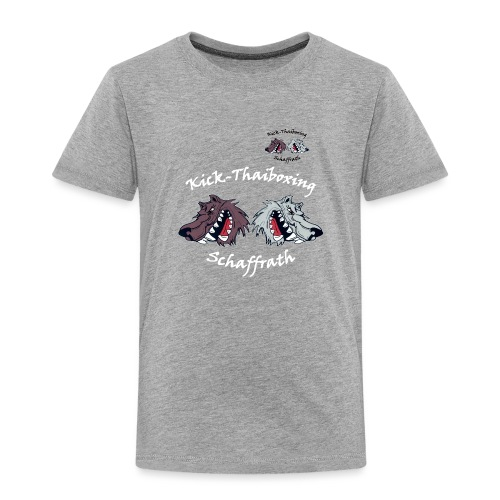 Logo-Kinder - Kinder Premium T-Shirt