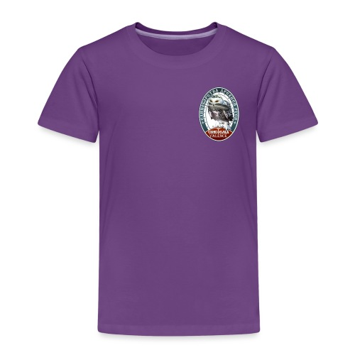 Logo avant + dos - T-shirt Premium Enfant