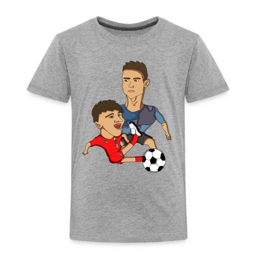 profilbilde gjennomsiktig cropped png - Premium T-skjorte for barn