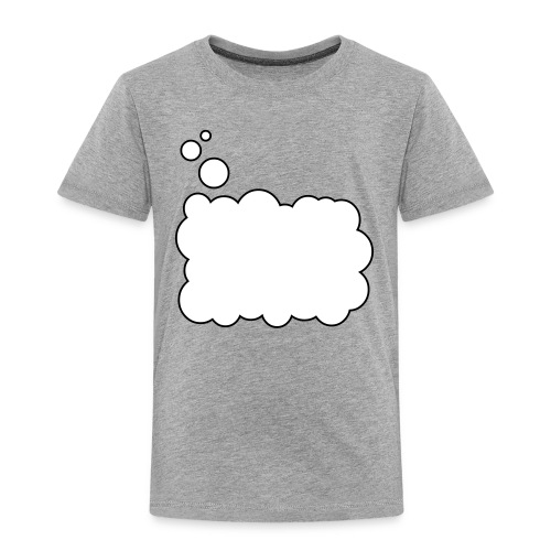 Personal Thought Bubble - Kinderen Premium T-shirt