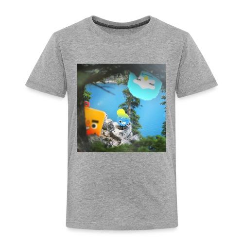 Monsterhide - Kinder Premium T-Shirt