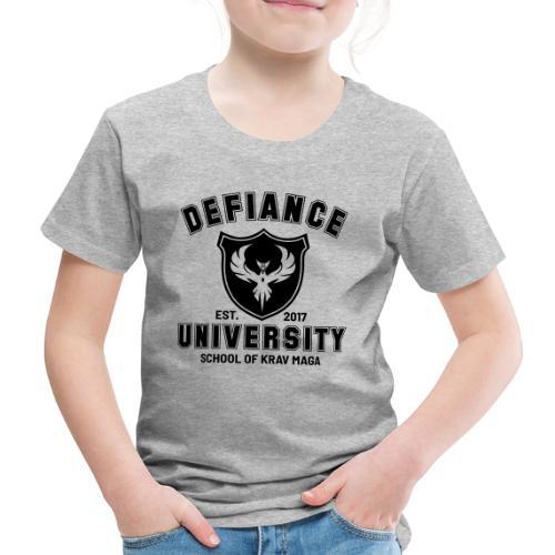 Defiance University - Kids' Premium T-Shirt
