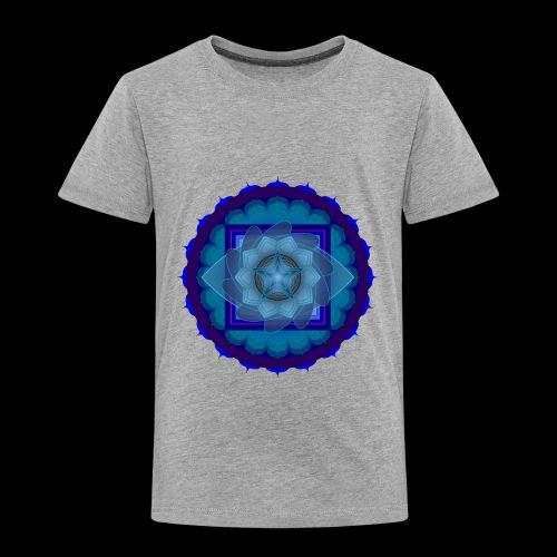 mandala 4 - Kids' Premium T-Shirt