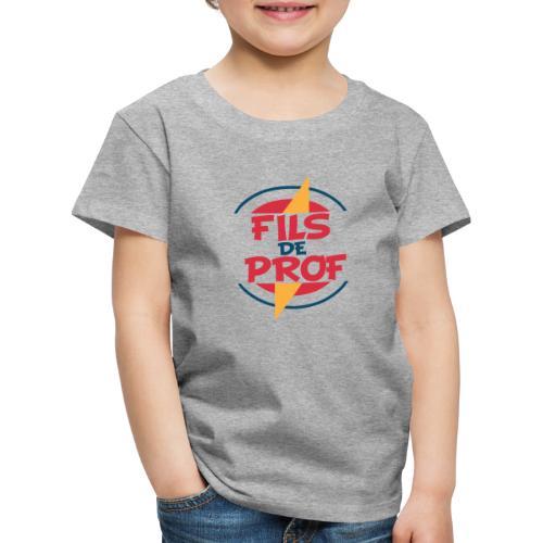 Fils de prof - T-shirt Premium Enfant