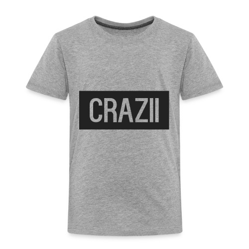 Crazii Shirt Logo - Kids' Premium T-Shirt