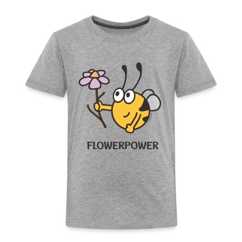 FLOWERPOWER - Kinder Premium T-Shirt