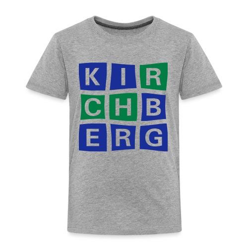 Kirchberg Kiberg - Kinder Premium T-Shirt