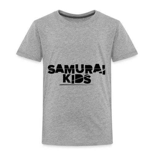 Samurai Kids - Kinder Premium T-Shirt