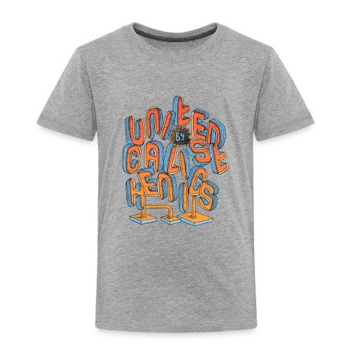 United Calisthenics - Kinderen Premium T-shirt