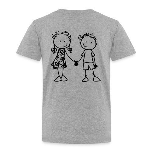 logo_Arbon_klein - Kinder Premium T-Shirt